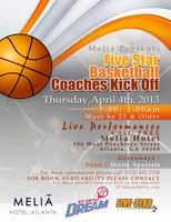 Melia Presents Five Star Basketball Coaches Kick Off