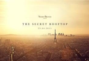 Secret Brunch | PARIS | THE SECRET ROOFTOP