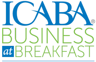 """ICABA Business at Breakfast """"High Heels in High..."""