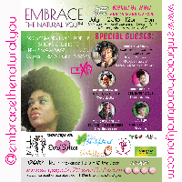 EMBRACE The Natural You - 3rd Annual Natural Hair,...