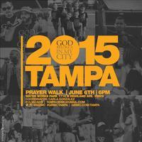 God Belongs In My City Tampa Prayer Event