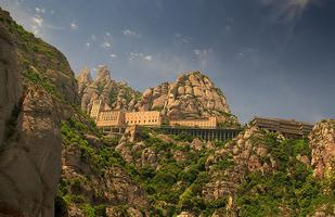 Barcelona, Montserrat, and the Pyrenees