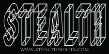 Stealth Nights logo