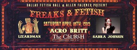 Allen Falkner's Freaks & Fetish