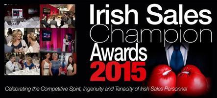 2015 Irish Sales Champion Awards