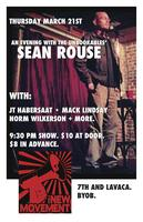 An Evening with Sean Rouse
