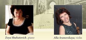 "Musical Evening ""Music and Prague"""