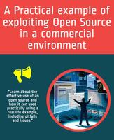 A practical example of exploiting Open Source in a comm...