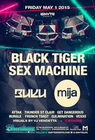 BLACK TIGER SEX MACHINE   BUKU   MIJA @ The Bluestone