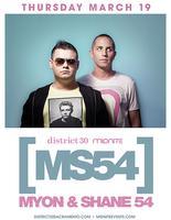 Myon&Shane54 in Sacramento (21+)