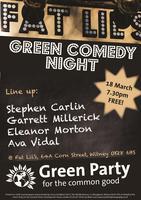 Comedy night in Witney