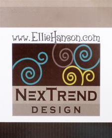 Ellie Hanson, NexTrend Design logo