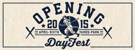 Opening Day Fest by Bluejacket