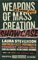 Weapons of Mass Creation Showcase at SXSW