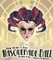 Bud Light New Year's Eve Masquerade Ball at Union...
