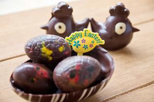 Burren Easter Chocolate Eggspedition