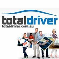 Total Driver Australia logo