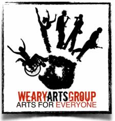 Weary Arts Group logo