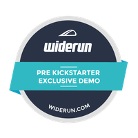 Widerun - Virtual Reality Fitness Demo