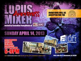 LUPUS AWARENESS MIXER