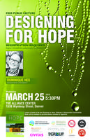 Designing for Hope Lecture