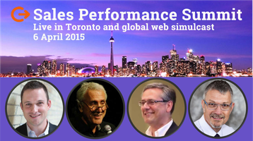 Live Sales Performance Summit & Webcast