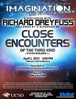 Close Encounters of the Third Kind Screening with Richa...