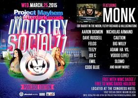 WMC Project Mayhem Industry Social 11