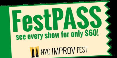 FestPASS - NYC Improv Festival