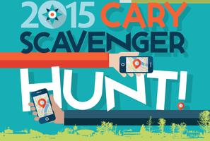 2015 Cary Scavenger Hunt