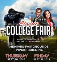 6th Annual Classic College Fair (Southern Heritage...