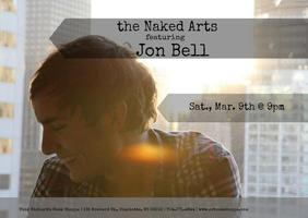 the Naked Arts featuring Jon Bell