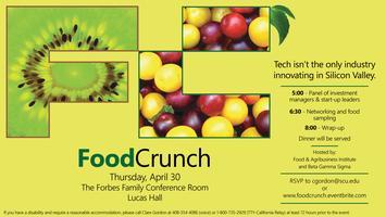 FoodCrunch: Innovation You Can Taste
