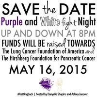 2nd Annual Purple and White Fight Night