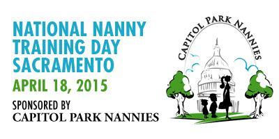 National Nanny Training Day 2015 - Sacramento, CA
