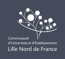Communauté d'Universités et Etablissements Lille Nord de France logo