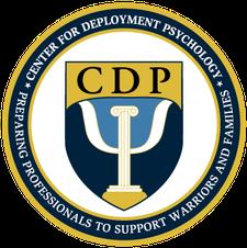 The Center for Deployment Psychology  logo