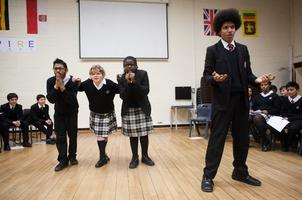 Spoken Word Education Programme All Schools Showcase