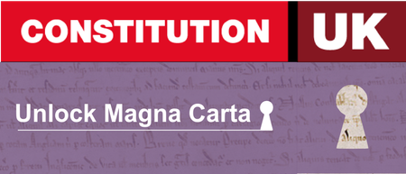 Unlock Magna Carta and Constitution UK in London