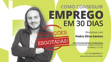 Como conseguir emprego em 30 dias - Bragança