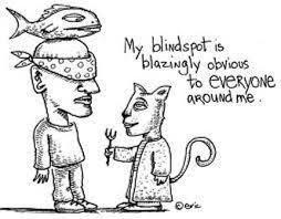 Weg met je blinde vlekken?!