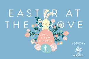 Easter Event in The Park with Baby2Baby