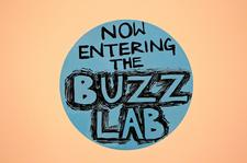 The BUzz Lab @ Boston University logo