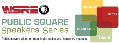 WSRE's Public Square Speakers Series presents: Rory...