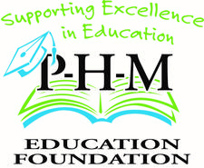 P-H-M Education Foundation logo