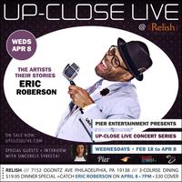 Eric Roberson with Special Guests Kriss Mincey and...