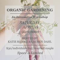 Organic Gardening Class