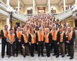 HBAG 2018 Winter Meeting & Rally at the Capitol