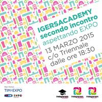 IgersAcademy Aspettando Expo