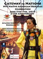 """Gateway to Nations : """"NYC Native American Heritage..."""